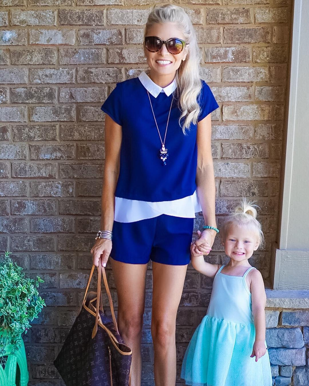 "I asked Bailey what she wanted to do today...and she said ""go shopping"" soooo shopping it is! #daydate #lifewithblove #summer http://liketk.it/2oLR3"