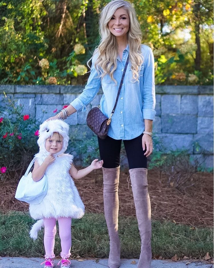 Halloween party fun with this cool cat! http://liketk.it/2pu3H #tgif #happyhalloween #fall #fallfashion #momlife #lifewithblove