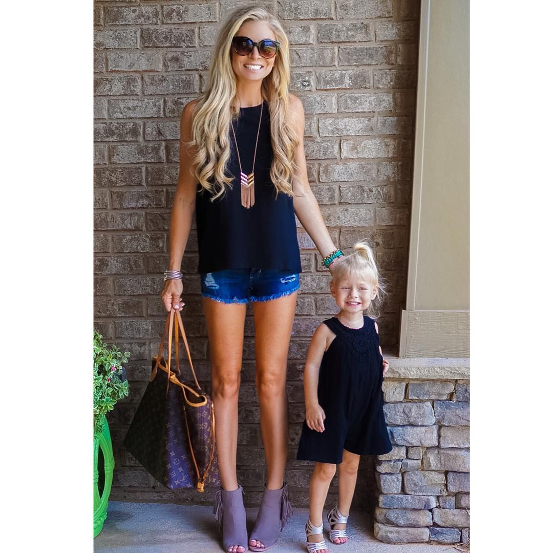 Headed to the lake with my mini...because it's too dang hot for anything else!! #saturdaze http://liketk.it/2oQqU #lifewithblove #summer