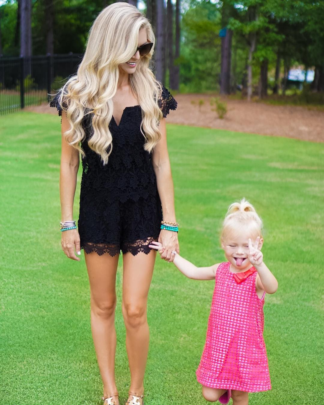 Just romping around with this crazy kiddo! Lake bound and hoping for some sunshine!!! http://liketk.it/2oNd7 #lifewithblove #momlife #saturdaze #summer