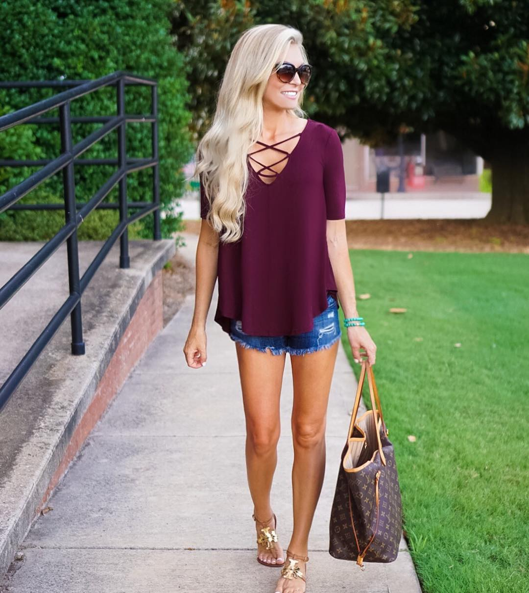 Casual dinner date with my wild woman after a FUN day on the lake! #longlivesummer http://liketk.it/2oNjt #saturdaze #momlife #wiw #ootd