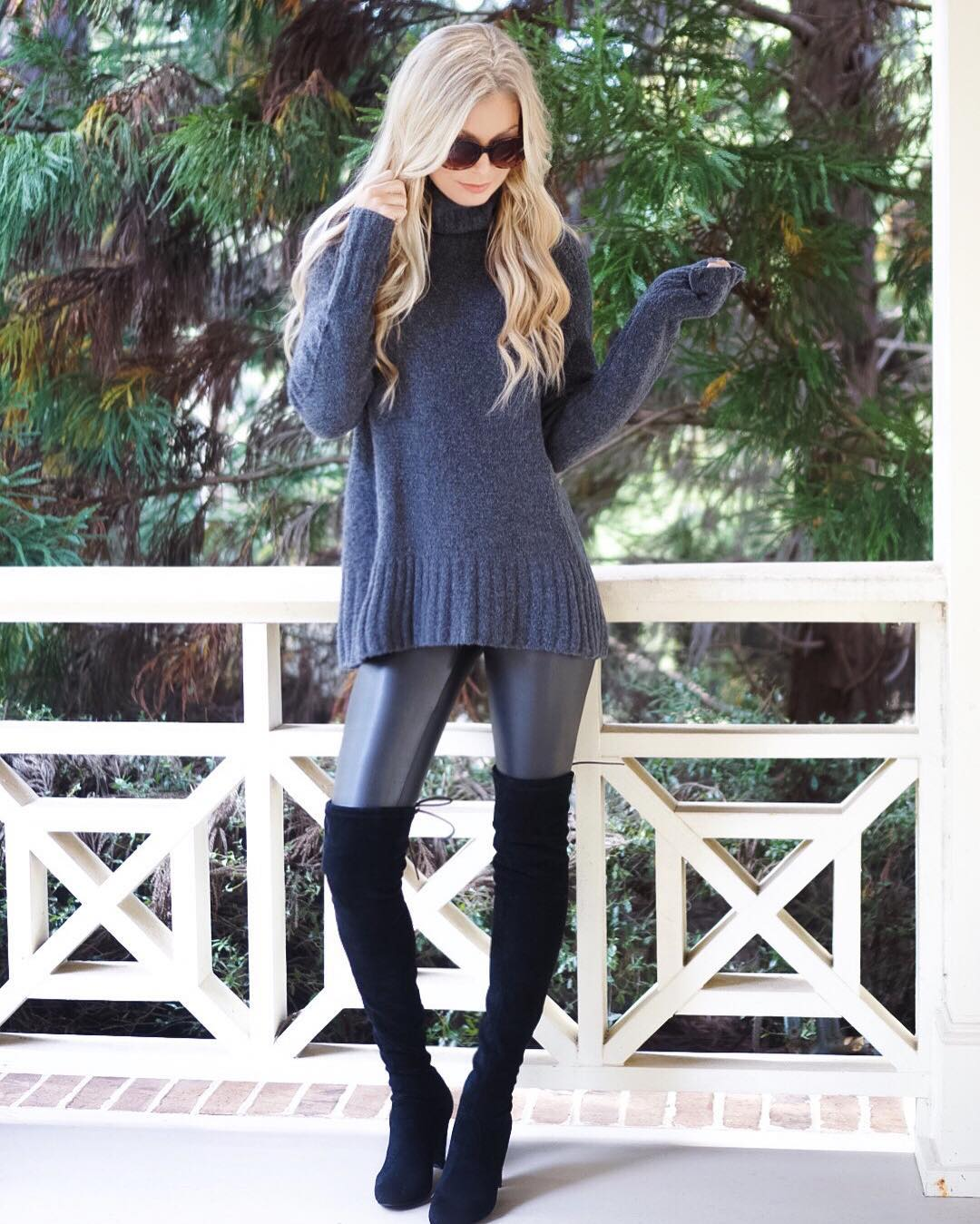 Take my word for it...you need this sweater for this season slash life in general! K? {it's the softest, coziest thing ever!} http://liketk.it/2psyn #sweaterweather #ootd #wiw #liketkitunder100 #liketkitunder100 #fall #fallfashion