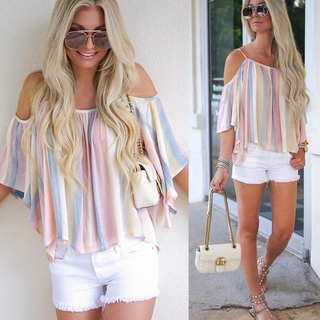 Gooood news! This top is back in stock in allhellip