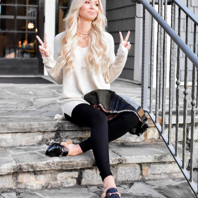 Long live the weekend! x270c  This tunic sweater ishellip