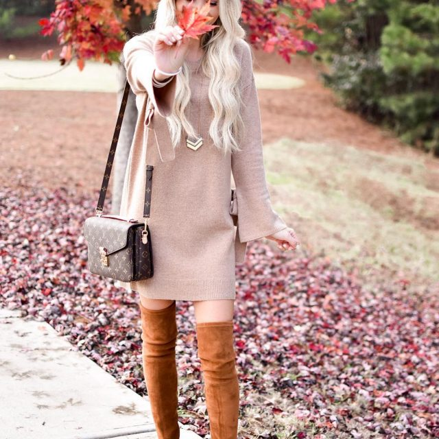 Fall gt Everything  Perfect outfit for Thanksgiving right here!hellip